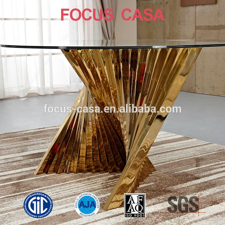 7 Dining tables that will make you proud! Modern, Contemporary - innovatives acryl esstisch design colico design italien