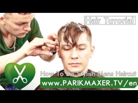 How-to: Stylish Men's Haircut. Jevgenij Pecherica. parikmaxer tv english version - http://www.2015hairstyle.com/men-hairstyle-videos/how-to-stylish-mens-haircut-jevgenij-pecherica-parikmaxer-tv-english-version.html