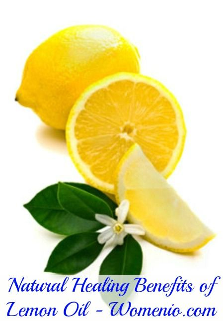 Natural Healing Benefits of Lemon Oil - Top 15 Aromatherapy Oils and Their Therapeutic Benefits