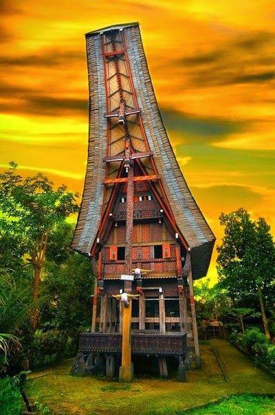 Toraja Architecture