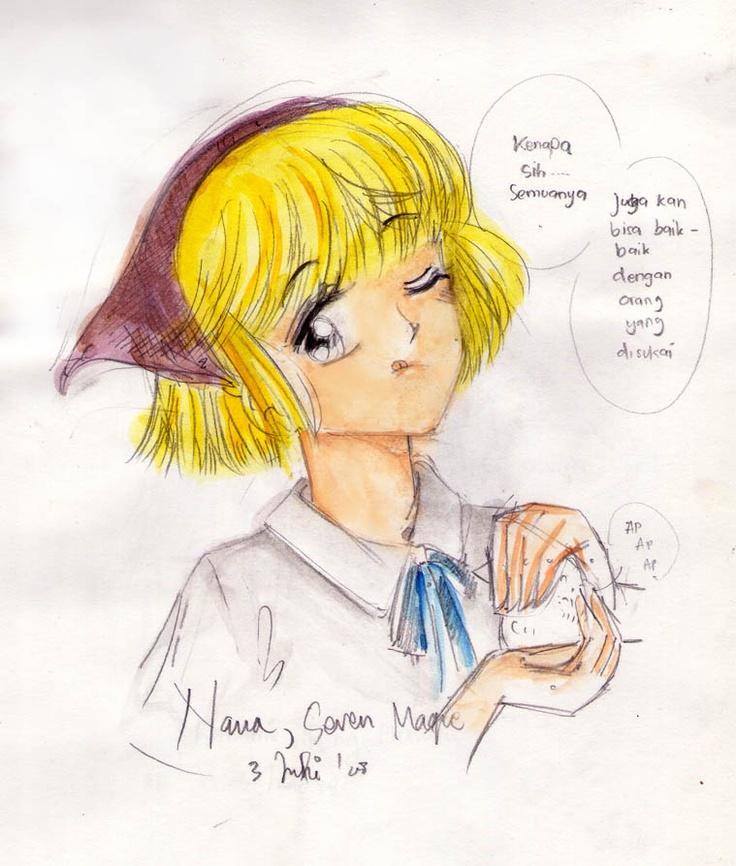 """Nana - from """"Seven Magic"""""""