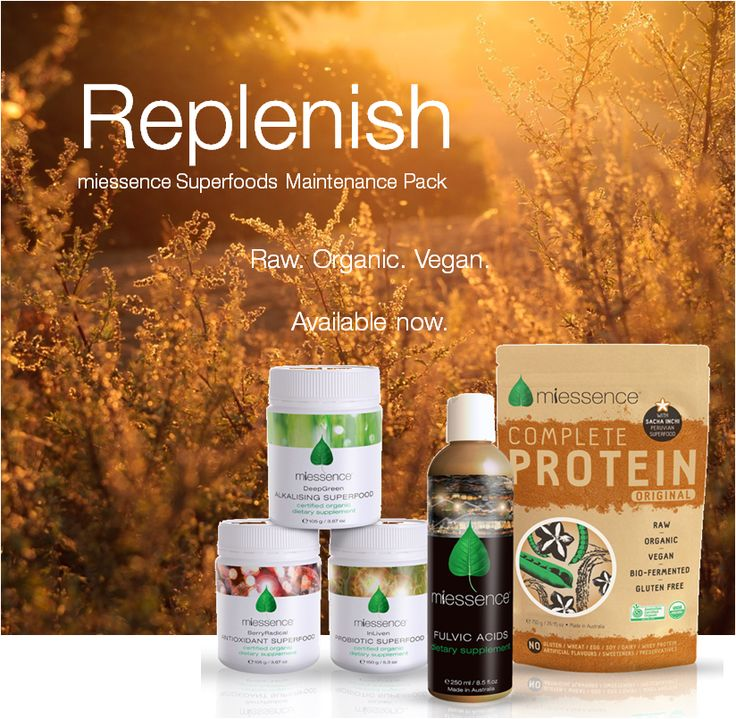 Daily help to #detox and #replenish is now easier and better value than ever!  #new #miessence #superfoodspacks