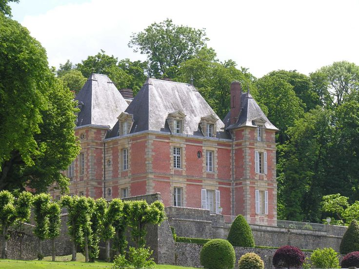 Château de Rosay - Yvelines -  France