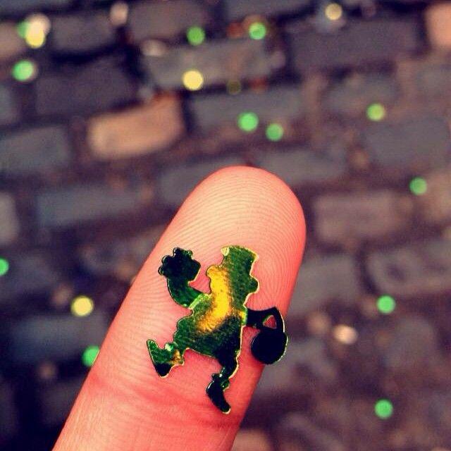 There's magic in the air as #Dublin turns green for #StPatricksDay. via @hdezb_jorge http://goo.gl/FeIq8y