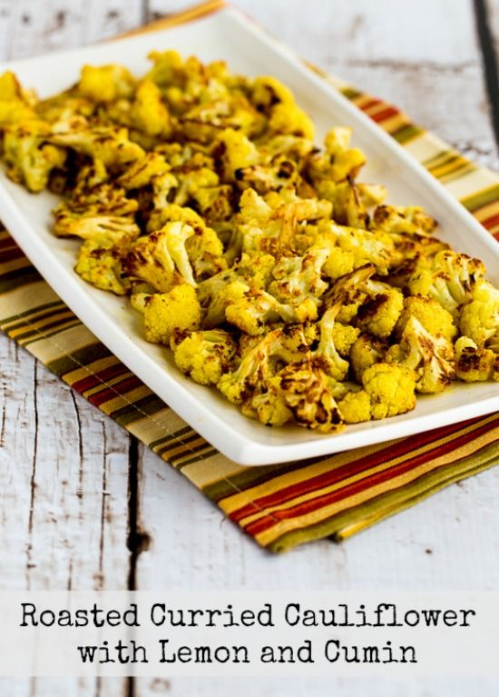 17 Best images about Side Dishes on Pinterest | Cauliflowers, Cilantro ...
