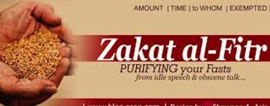 We are all ready to PAY our Zakat al-Fitr but do you know we don't actually PAY with money   How then?   Find out: