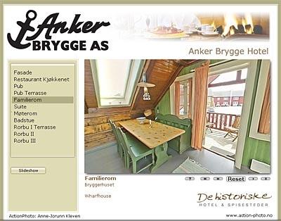 Anker Brygge, Lofoten-Svolvær, Hotell og Rorbu - tilgjengelig