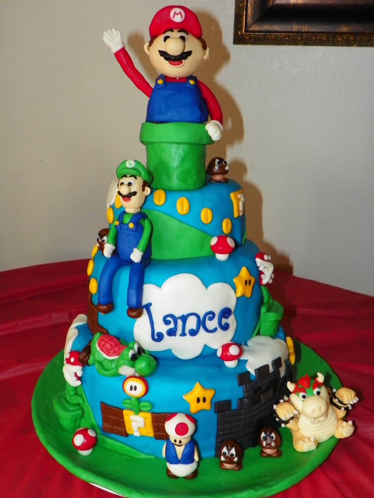 71 best mario party images on pinterest birthdays - Luigi mario party ...