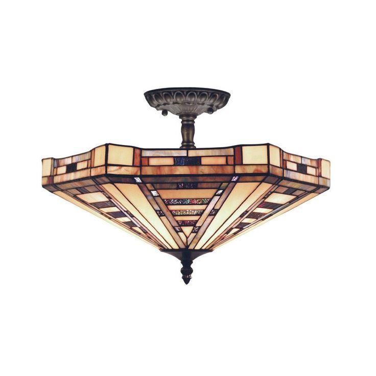 Tiffany style lamp 55