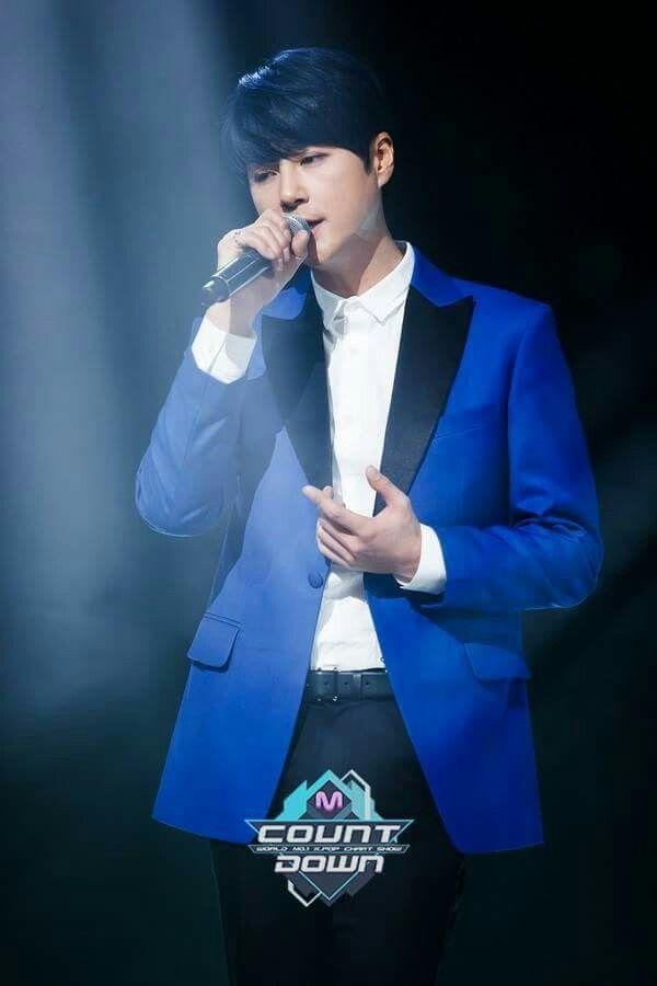 170112 Mnet M! Countdown: 혜성