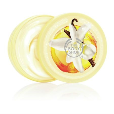 The Body Shop Limited Edition Vanilla Brulee Body Butter