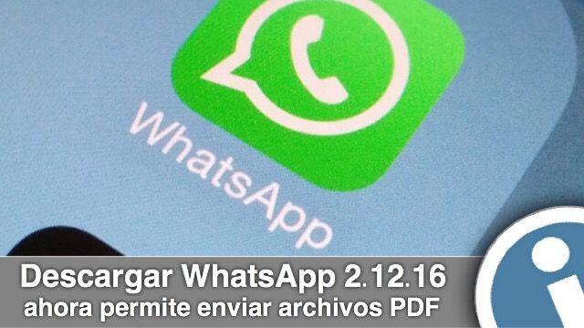 Los desarrolladores del mensajero WhatsApp han lanzado una nueva versión del cliente, en la que ha sido mejorada función de notificaciones y mayor soporte para extensiones en iOS.