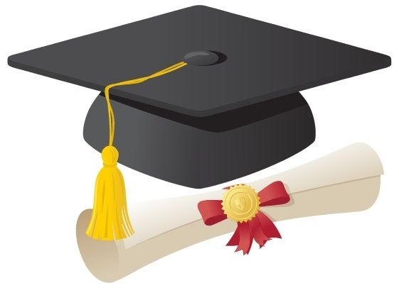 2003134840-graduation-cap-and-gown-clipart-free.jpg (561×409) | Graduation  clip art, Graduation cap clipart, Clip art
