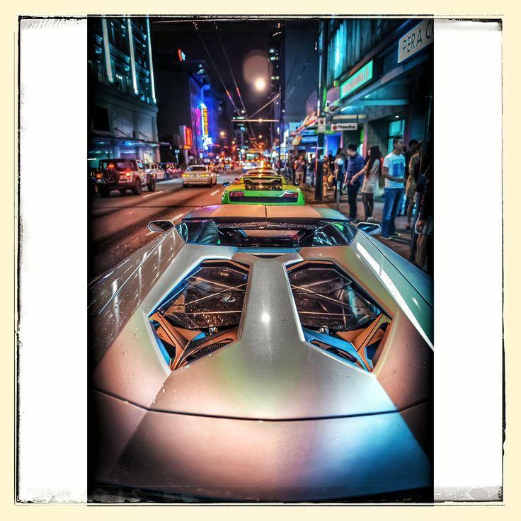 #vancouvernight #supercar #nightnight