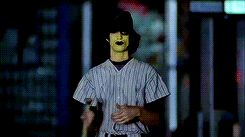 Maybe we better take off! Yeah Rite! The Baseball Furies!