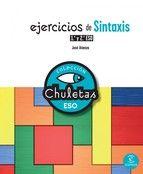 Atienza, José. Ejercicios de sintaxis : 3o.  y 4o. ESO. Barcelona : Espasa, 2013