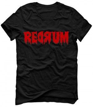 REDRUM Koszulka Tshirt Bluza Męska Damska Dziecięca