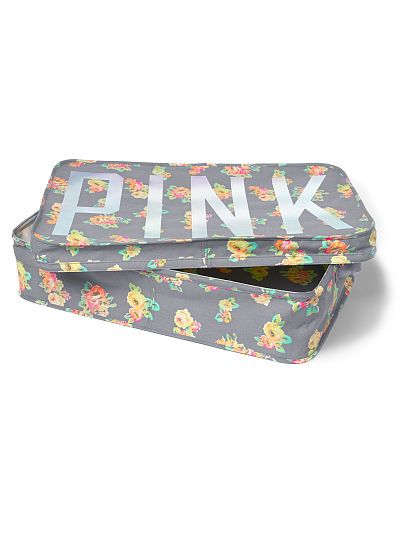 Underbed storage bin from the new victoria 39 s secret pink - Dorm underbed storage ideas ...