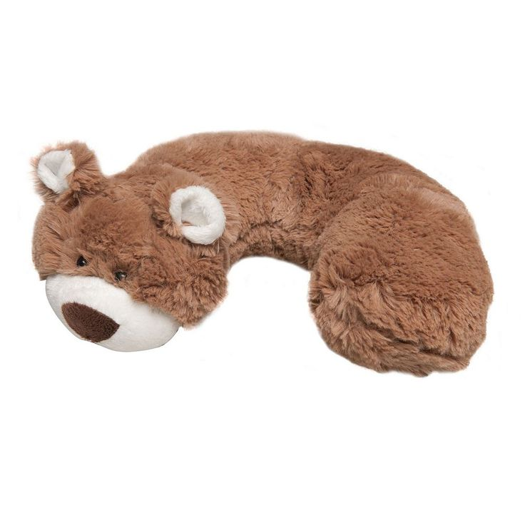 Animal Planet Neck Support Pillow, Brown