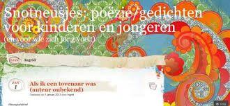 Afbeeldingsresultaat voor gedichtenbundels kinderen