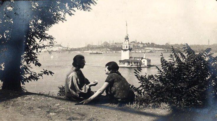 Salacak'ta sohbet (1925-29) #istanbul #Üsküdar