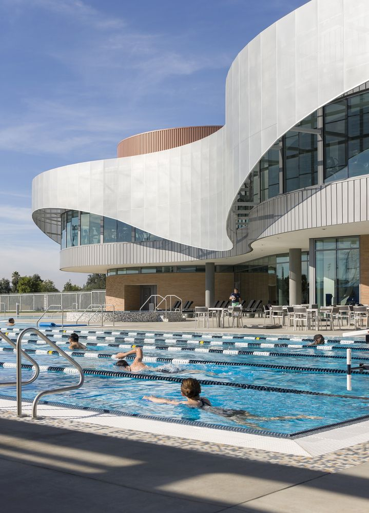 Gallery of UC Riverside Student Recreation Center Expansion / CannonDesign - 8