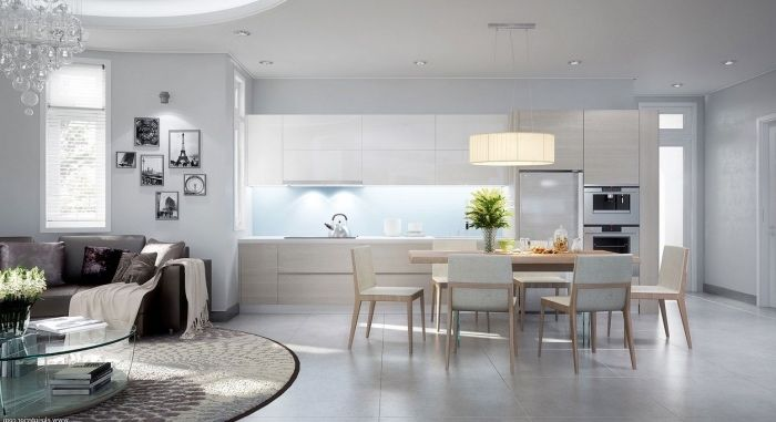 Best 25 facade cuisine ideas on pinterest facade cuisine ikea poign es d 39 armoires de cuisine - Decorer zoon salon salle a manger ...