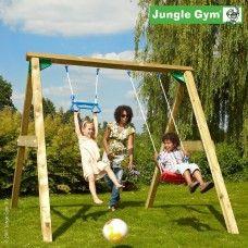Houpačka Jungle Swing - kompletní sestava: http://www.honzikuvhrad.cz/houpacka-jungle-swing-kompletni-sestava