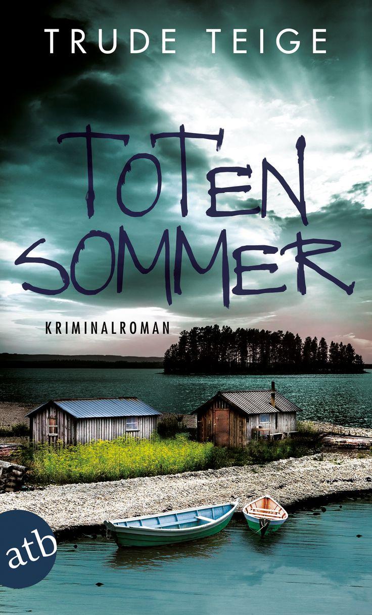"""Kasja Coren ist eigentlich Fernsehjournalistin, doch sie hat sich an die Küste von Møre in Mittelnorwegen zurückgezogen, um ein Buch zu schreiben. Dann jedoch wird ein Deutscher ermordet, der seit vielen Jahren seinen Urlaub im Ort verbringt und immer bei der alten Jenny wohnt. Die Trauer der alten Frau scheint weit über die übliche Betroffenheit hinauszugehen. Kasja beginnt zu recherchieren ...  Mehr zu """"Totensommer"""" unter www.aufbau-verlag.de/totensommer.html   #bücher #krimi #norwegen"""