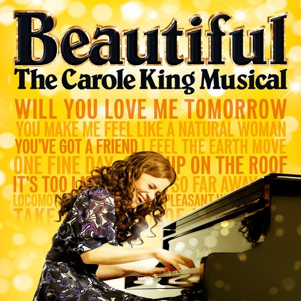 Win tickets to Beautiful–The Carole King Musical and an overnight stay for two - http://www.competitions.ie/competition/win-tickets-beautiful-carole-king-musical-overnight-stay-two/