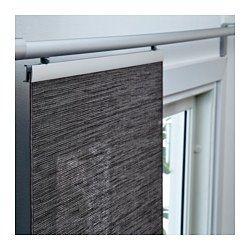 IKEA - FÖNSTERVIVA, Paneelgordijn, , Een paneelgordijn is ideaal voor een laag-over-laagoplossing voor het raam, als scheidingswand of om een open opbergoplossing te verbergen.