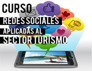 Redes sociales aplicadas al sector turismo | http://www.innovtur.com/marketing-turistico/curso-redes-sociales-aplicadas-al-sector-turistico/