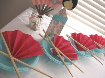 japanese tea party for kids | Japanese Tea Party