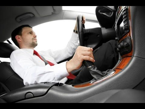how to drive a manual car for beginners