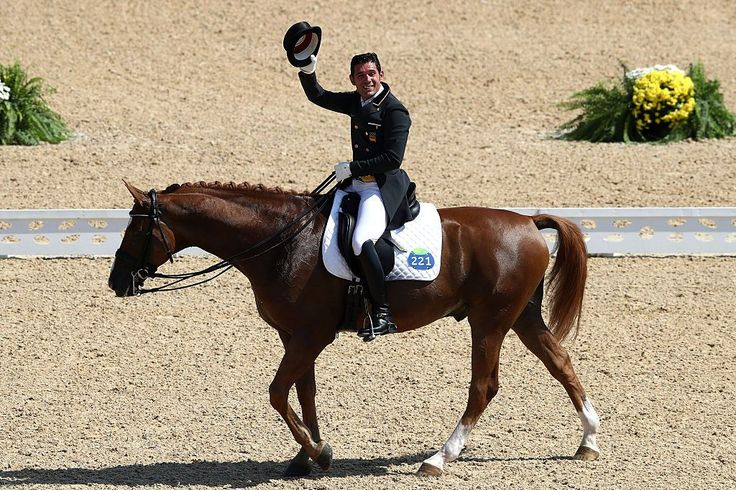 "According to the International Olympic Committee, ""the ancient Greeks recognized that if rider and horse were to survive in battle, complete cooperation was necessary between the pair and developed dressage as a method to train the horses for war."" Surely, they envisioned a future in which someone would"