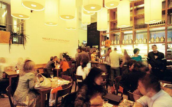 Café Halle Restaurant in Vienna