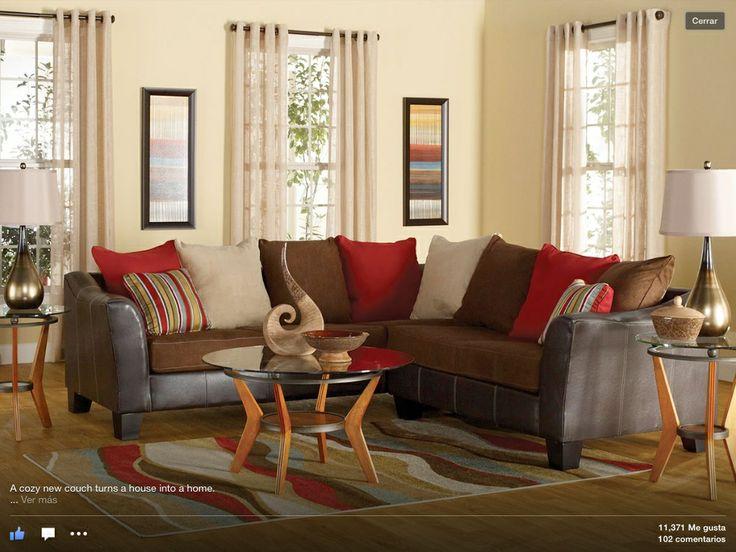 Color vino con crema decoraci n de casa pinterest colors - Colores que combinan ...