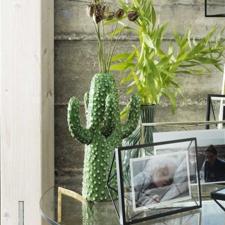 Cactus Vase - Quirky Bits - Home Decoration - Home Accessories