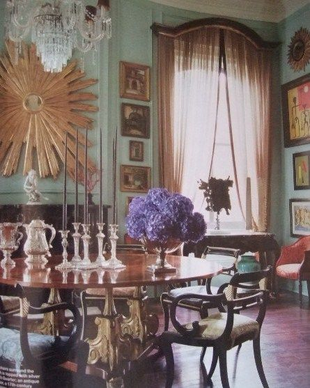 Elle Decor March Richard Keith Langham From Alabama