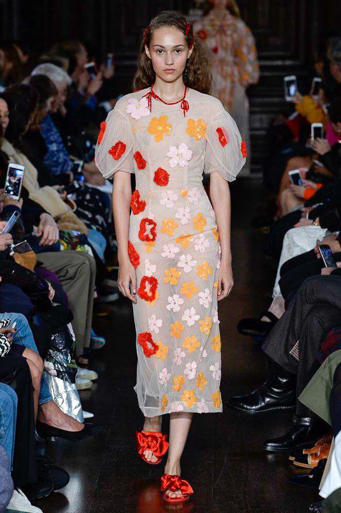 Simone Rocha Spring 2018 Ready-to-Wear  Fashion Show Collection
