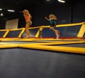 Sky High Sports in Tigard (Portland OR area).