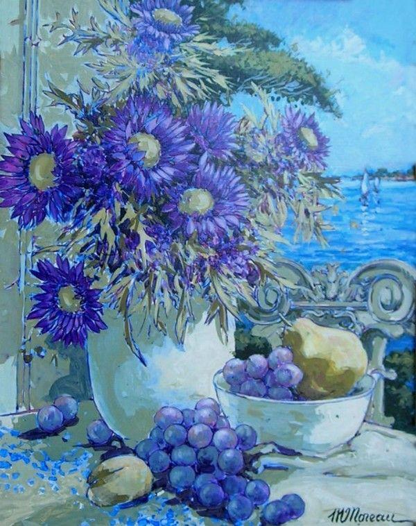Michel Moreau art