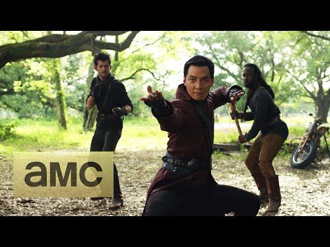 Into The Badlands!