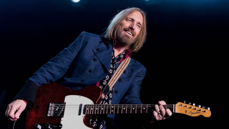 Tom Petty's new biography written by Warren Zanes is not only about his past heoin addicition, but it's the first time the legendary musician has talked about his trouble