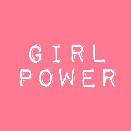 Girl power | strong | powerful | I'm The Girl With The Strong Personality