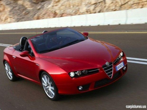 2009 Alfa Romeo Spider