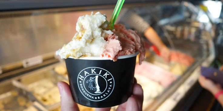 Number 9: Top Ten Ice Cream Shops Hakiki Turkish Ice Cream