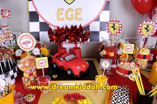 Best 25 Ferrari Ideas On Pinterest: Ferrari Birthday Party
