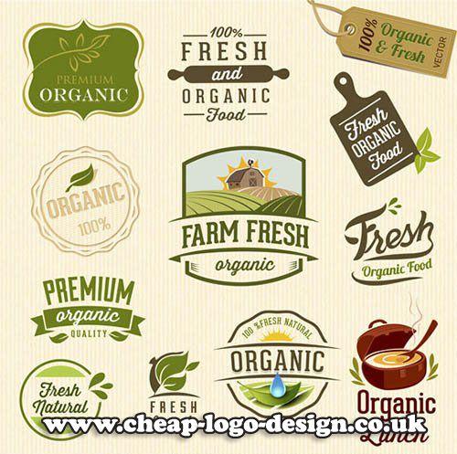 Organic Farm Fresh Logo Design Ideas Www.cheap-logo-design