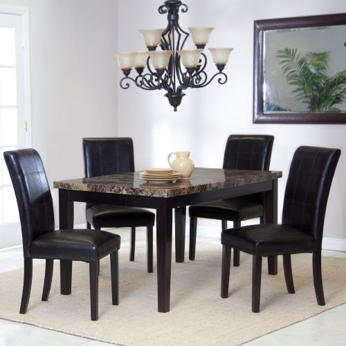 Palazzo 5-piece Dining Set - Kitchen & Dining Table Sets at Hayneedle - $449.99